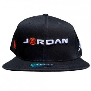 Jordan x CLOT Collab Black Hat